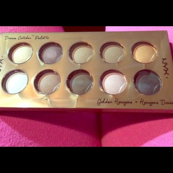 NYX Makeup Final Sale Dream Catcher Palette Poshmark Adorable Nyx Cosmetics Dream Catcher Palette